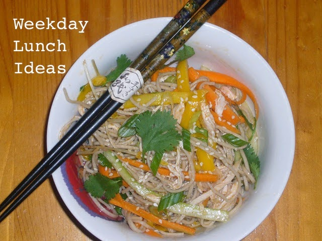 Exciting Weekday Lunch Ideas