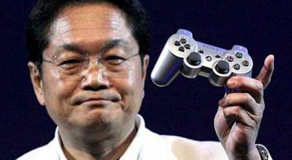 "Ken Kutaragi, ""Si Bapak"" PlayStation Dunia"