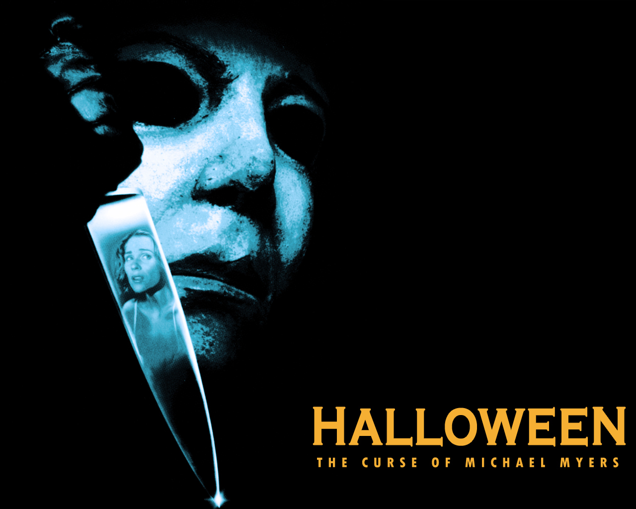 halloween the curse of michael myers 1995 horror film review - Halloween Video Game Michael Myers
