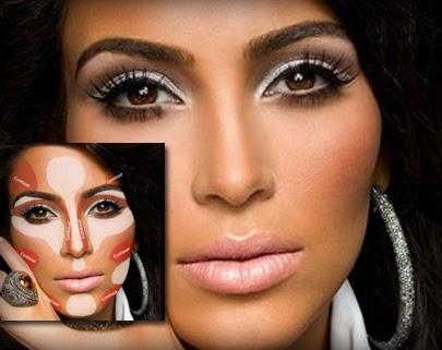 Mit Make-up-Tricks Nase verkleinern