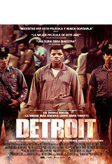 Detroit (2017) DVDRip Español Castellano AC3 5.1