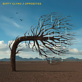 Biffy Clyro Opposites Bataclan Paris 2013 Biblical Mountains