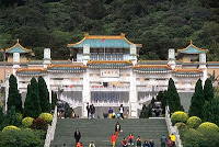 Chiang Kai Shek Memorial Hall dan Martyr Shrine Taiwan