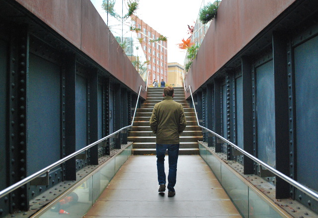 Visiting the High Line in New York City | Em Busy Living
