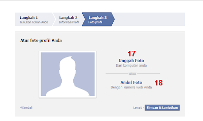 cara membuat account facebook