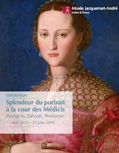 Actu expos / Florence, splendeur du portrait à la cour des Médicis