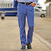 Pantaloni drepti barbati