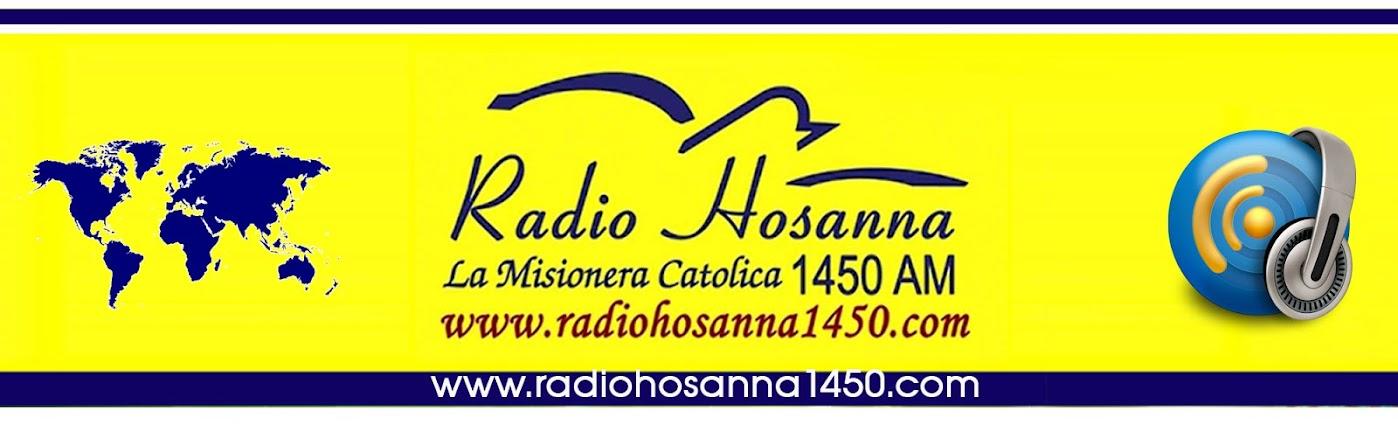 Radio Hosanna 1450 AM