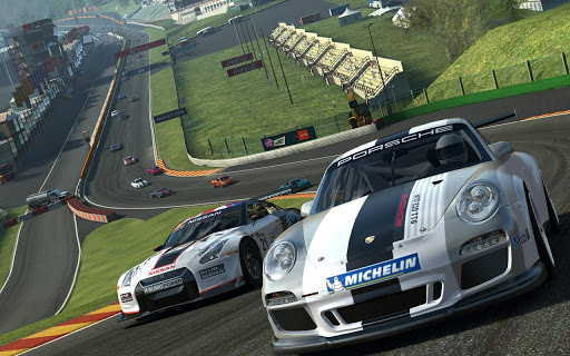 Real Racing 3 v1.20 All Mod Version APK + DATA Android Gratis
