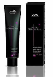 Zapowiedz recenzji farby do włosów Joanna Color Professional 8.1