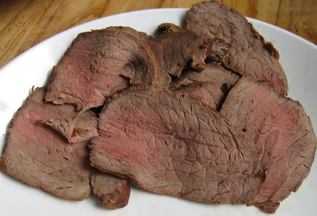 Glug of Oil : Perfect Sunday Roast Beef - How to Cook