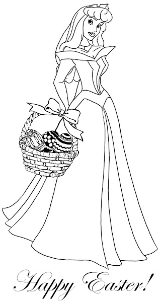 Easter Fun Coloring Pages