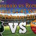 Agen Bola - N2bet.com   Sassuolo vs Roma 03-Febuary-2016