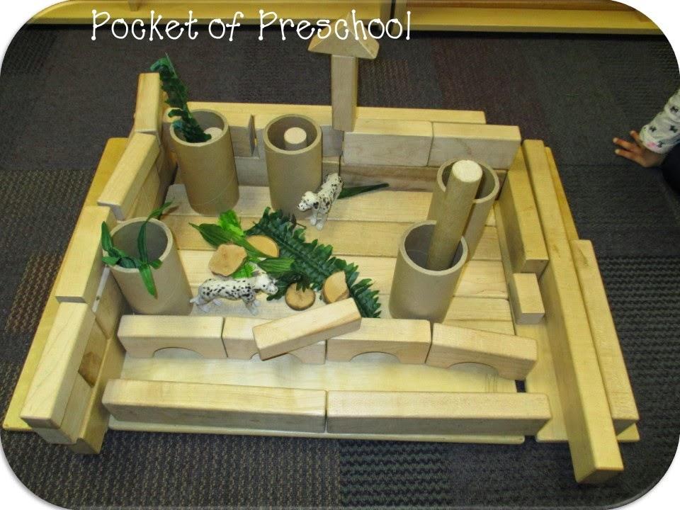 Blocks Center Building Pet Homes Freebie Pocket Of