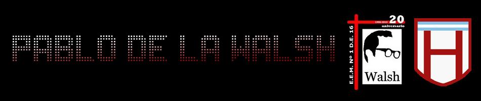 Pablo de la Walsh