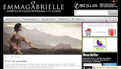 Cosmetica Online, Emmagabrielle - 2011