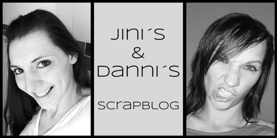 Danni's und Jini's Scrapblog