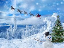 SVP und NPD wollen Weihnachtsmänner verbieten