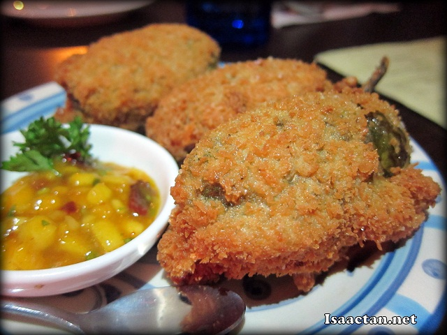Chile Rellenos - RM30