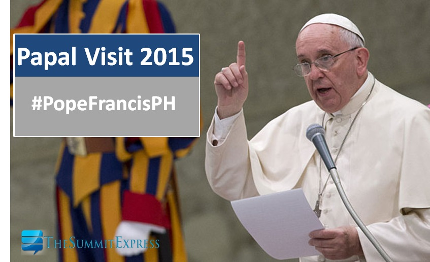Pope Francis in the Philippines 2015