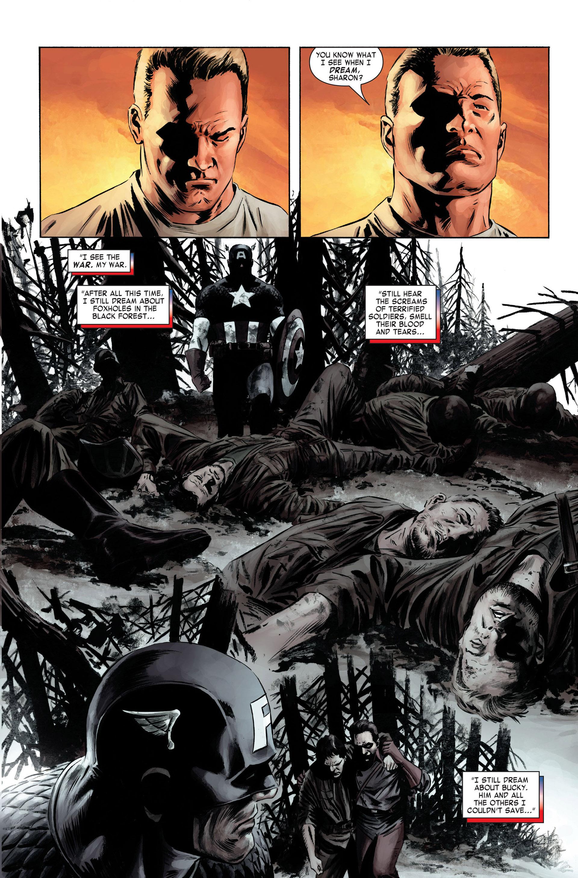 Captain America (2005) Issue #1 #1 - English 20