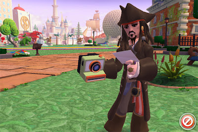 Disney Infinity Action Jack Sparrow iPhone App Free game
