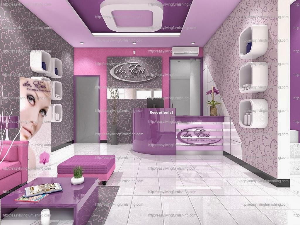 EASY LIVING INTERIOR DESAIN & FURNITURE: Desain Klinik Kecantikan Dr ...