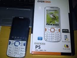 Evercoss P5 Spesifikasi Dan Harga