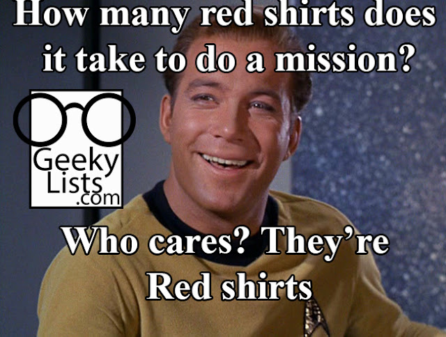 Captain Kirk meme