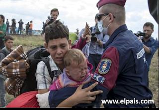 Refugiados sirios: éxodo de conciencias en la UE.