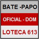 LOTECA 613 - MINI BATE-PAPO OFICIAL DO DOMINGO