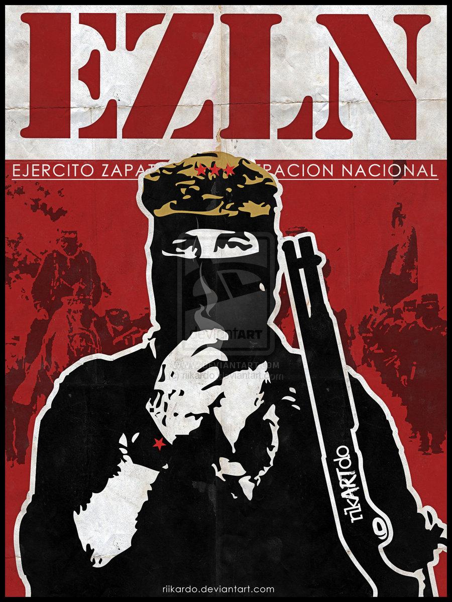 Εθνικοαπελευθερωτικός Ζαπατίστικος Στρατός (EZLN)