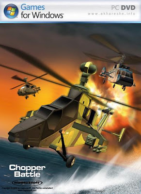 Download PC Game Chopper Battle138 MB img