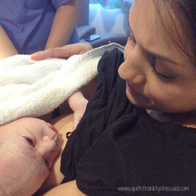 Mother-holding-baby-seconds-after-birth