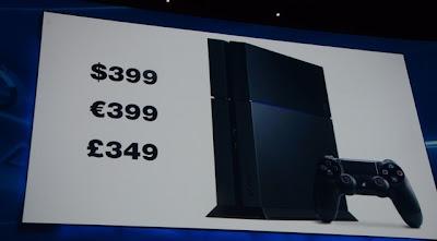 ... dan Desain Kontroler PlayStation 4 Yang Diumumkan di Ajang E3 2013
