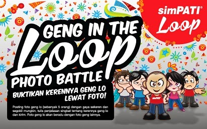 Paket Internet Data Telkomsel Simpati Loop