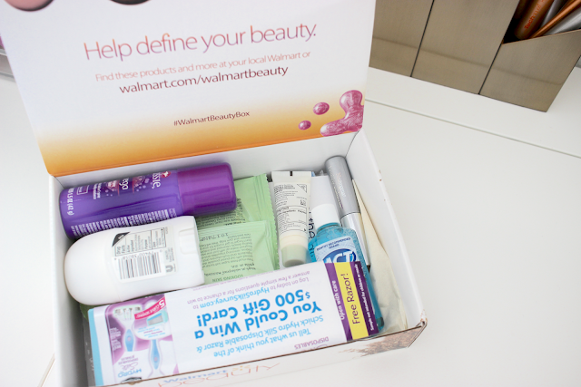Walmart Fall Beauty Box