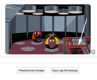 google doodle, star trek the original series
