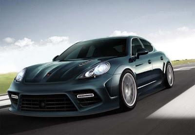 2010 Mansory Porsche Panamera