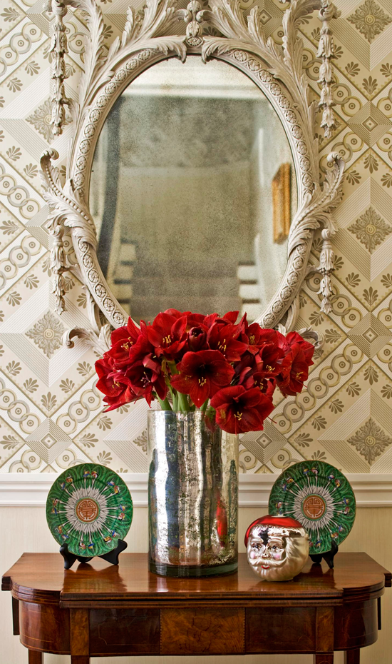 A Fresh Look At Red And Green Decor Kitchens And Interiors
