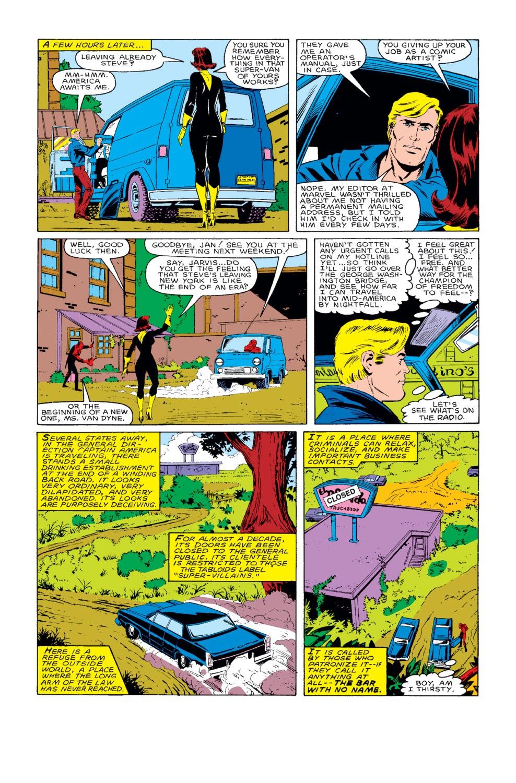 Captain America (1968) Issue #318 #246 - English 8