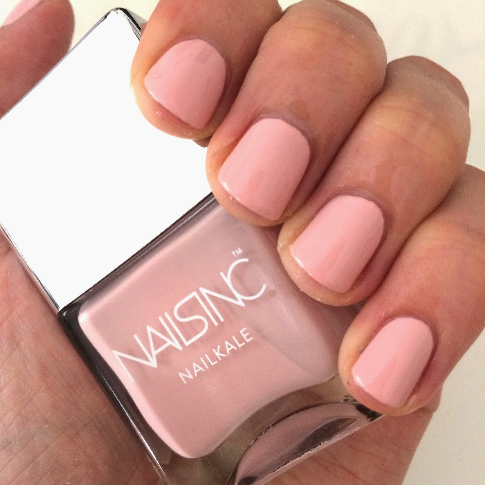 NailsInc NailKale in \'Mayfair Lane\' | Perfectly Polished