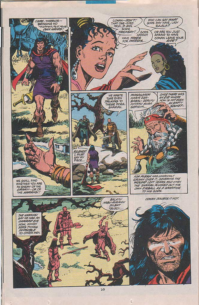 Conan the Barbarian (1970) Issue #268 #280 - English 15