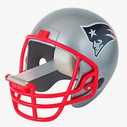 New England Patriots NFL Tape Dispenser
