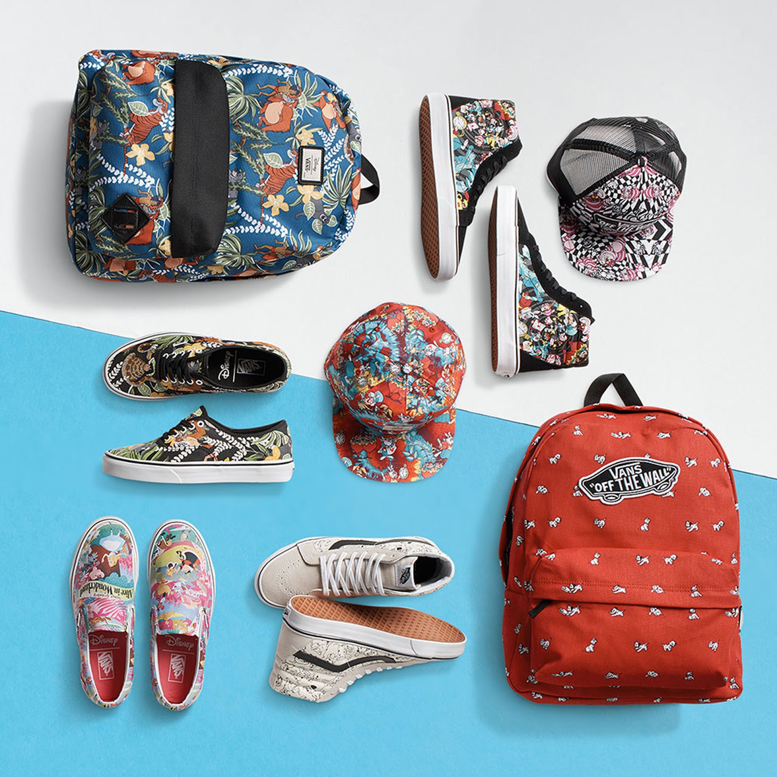 Eniwhere Fashion - Vans for Disney