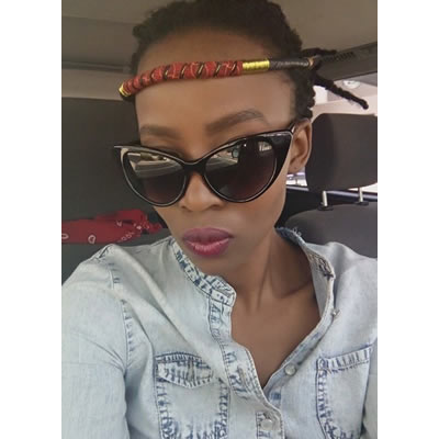 Big Brother Africa housemate Goitse April Kgaswane