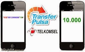transfer pulsa antar pengguna telkomsel dengan mudah dan cepat