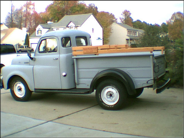 Dodge B Series Truck http://moparmotorhead.blogspot.com/2012/10/1948-1953-dodge-b-series-pilothouse.html