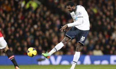 Adebayor - I'm staying at Spurs