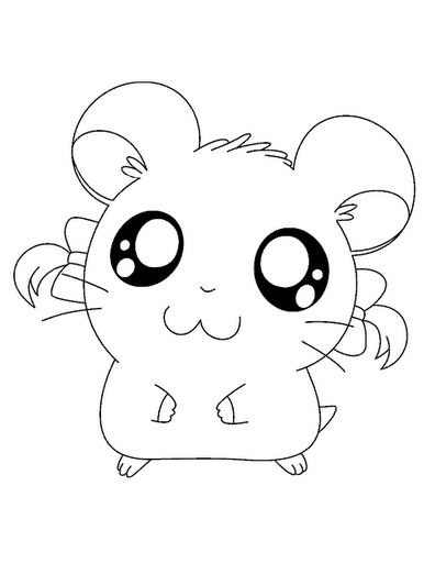 animes,animes,animes e (seriados): Desenhos de Hamtaro ...